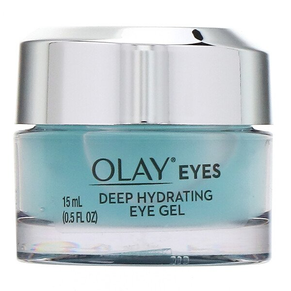 Eyes, Deep Hydrating Eye Gel, .5 fl oz (15 ml)