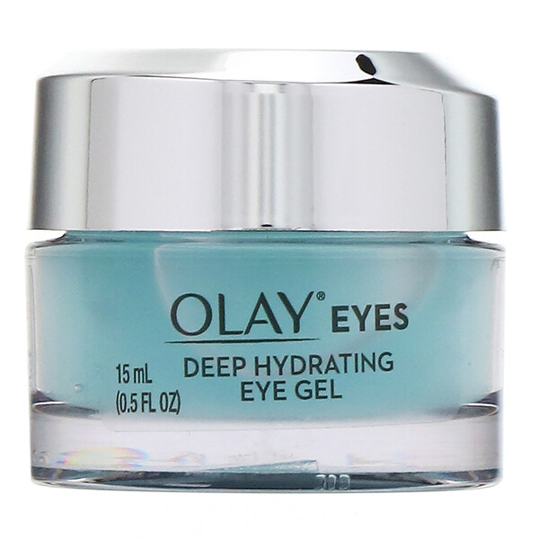 Olay, Eyes, Deep Hydrating Eye Gel, .5 fl oz (15 ml) (Discontinued Item)