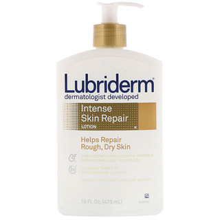 Lubriderm, Intense Skin Repair Lotion, 16 fl oz (473 ml)