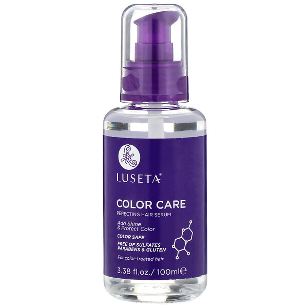 Color Care, Perfecting Hair Serum, 3.38 fl oz (100 ml)