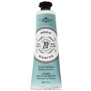 La Chatelaine, Hand Cream, Shea, 1 fl oz (30 ml)
