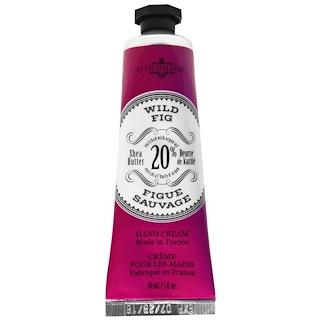 La Chatelaine, Hand Cream, Wild Fig, 1 fl oz (30 ml)