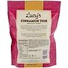 Lucy's, Cinnamon Thin Cookies, Gluten Free , 5.5 oz (156 g)