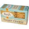 Lucy's, Sugar Cookies, Gluten Free, 5.5 oz (156 g)