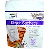 Laundry Door, Herbal Dryer Sachets, English Lavender, 4 Sachets (Discontinued Item)