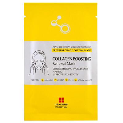 Collagen Boosting Renewal Mask, 1 Sheet, 25 ml