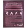 Leaders, осветляющая восстанавливающая гель-маска с кокосом, 1шт., 30мл