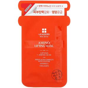 Leaders, Mediu, Amino Lifting Mask, 1 Sheet, 25 ml отзывы покупателей