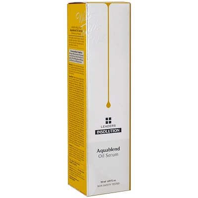 Leaders 水溶油精華素,1.69 fl oz (50 ml)