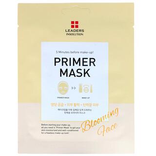 Leaders, Primer Beauty Mask, Blooming Face, 1 Sheet, 0.84 fl oz (25 ml)