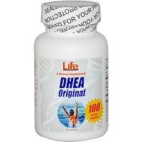 ДГЭА (дегидроэпиандростерон), 100 мг, 60 капсул - фото