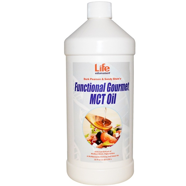 Life Enhancement, Ultra Pure MCT Oil, 32 fl oz (0.95 L) (Discontinued Item)