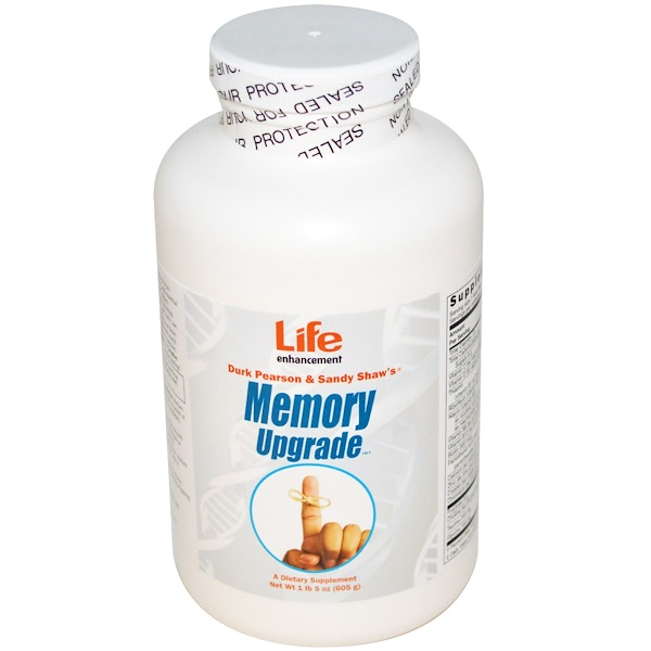 Life Enhancement, Memory Upgrade, 1.3 lbs (605 g) (Discontinued Item)