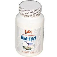 Life Enhancement, 바이-로리 , 120 캡슐