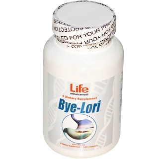 Life Enhancement, Bye-Lori , 120 капсул