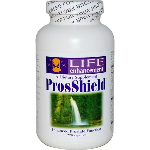 Life Enhancement, ProsShield, 270 Capsules (Discontinued Item)