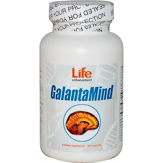 Life Enhancement, GalantaMind, 90 капсул