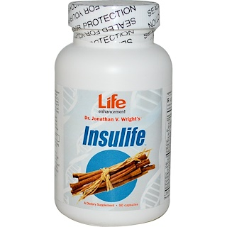 Life Enhancement, InsuLife, 90 정