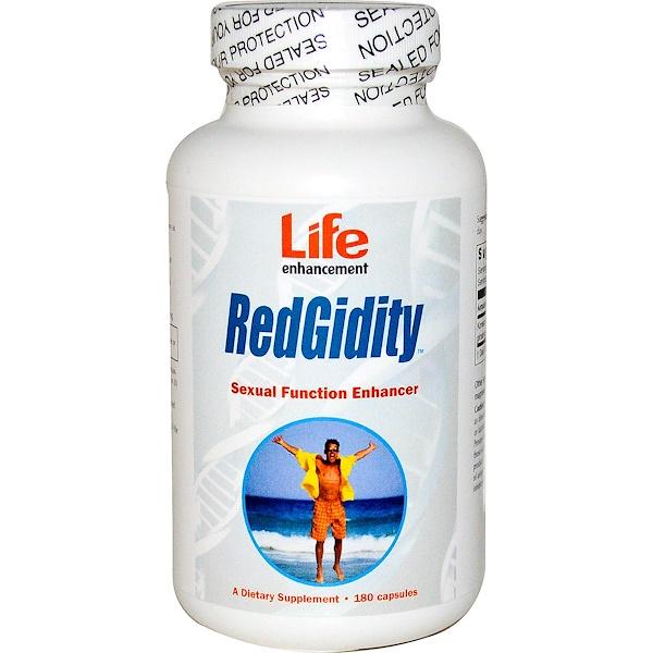 Life Enhancement, RedGidity, 180 Capsules (Discontinued Item)