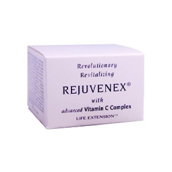 Life Extension, Rejuvenex with Advanced Vitamin C Complex, 2 oz (Discontinued Item)