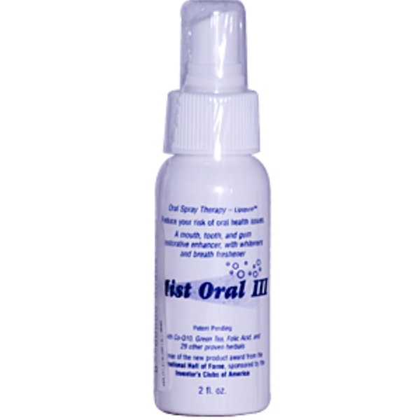 Life Extension, Mist Oral III, 2 fl oz (Discontinued Item)