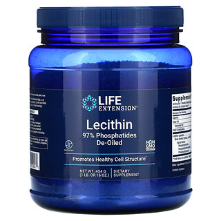 Life Extension, Lécithine, 454g
