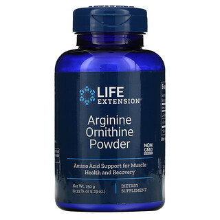 Life Extension, Arginine Ornithine Powder, 5.29 oz (150 g)