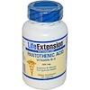Life Extension, Pantothenic Acid Vitamin B-5, 500 mg, 100 Capsules (Discontinued Item)