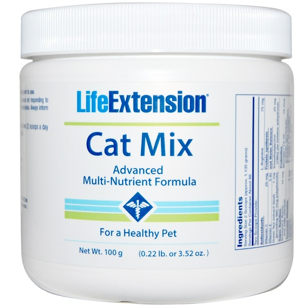 Life Extension, Cat Mix, 3.52 oz (100 g) (Discontinued Item)