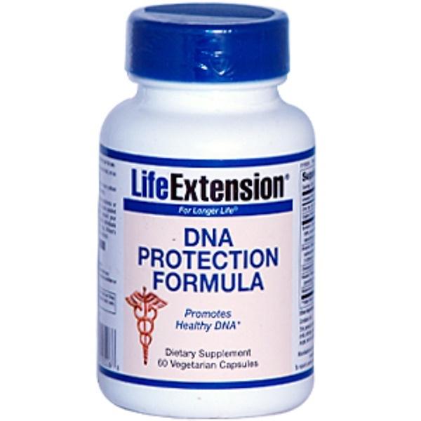 Life Extension, DNA Protection Formula, 60 Veggie Caps (Discontinued Item)
