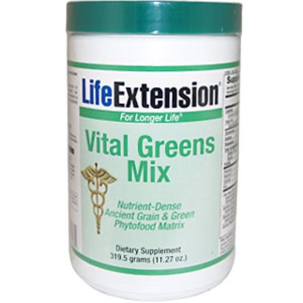 Life Extension, Vital Greens Mix, 11.27 oz (319.5 g) (Discontinued Item)