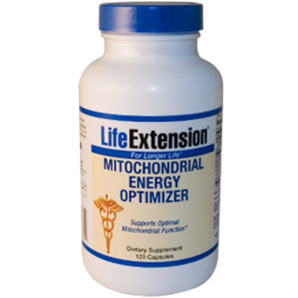 Life Extension, Mitochondrial Energy Optimizer, 120 Capsules (Discontinued Item)