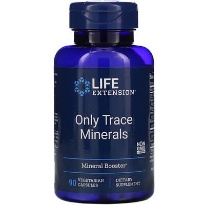 Купить Life Extension Только микроэлементы, 90 вегетарианских капсул