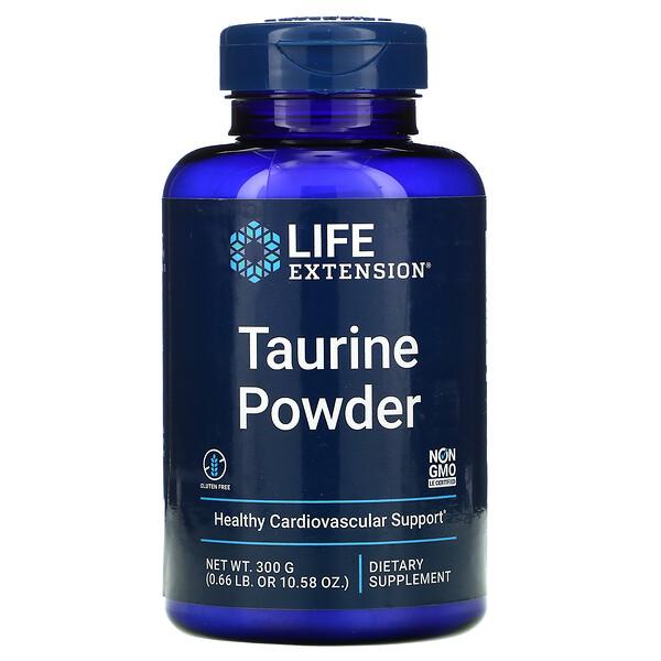 Taurine Powder, 10.58 oz (300 g)