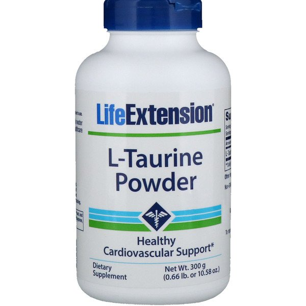 L-Taurine Powder, 10.58 oz (300 g)
