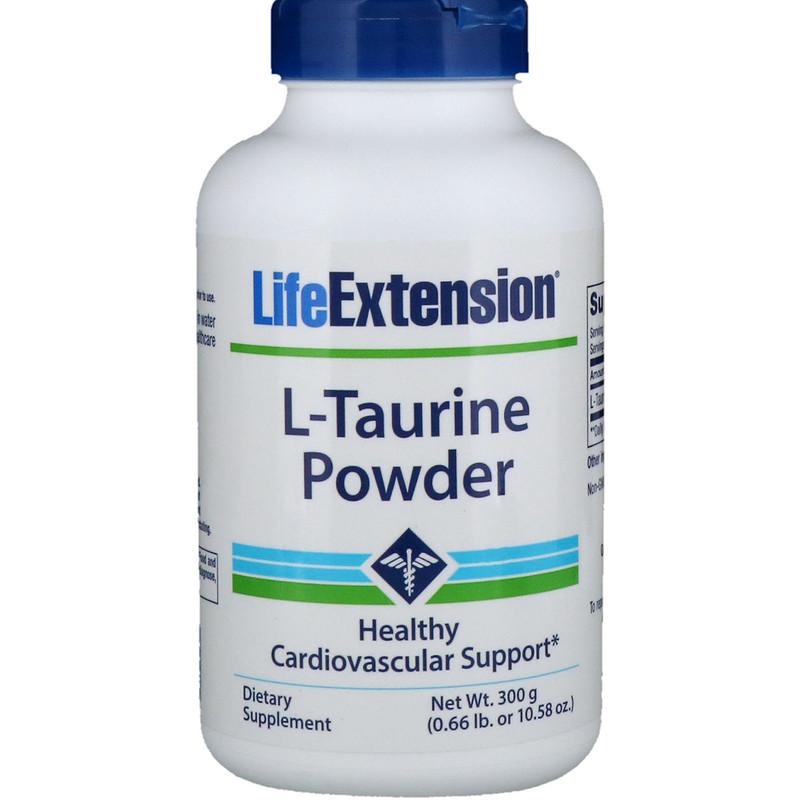 L-Taurine Powder, 10.58 oz (300 g)