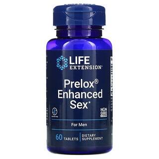 Life Extension, Prelox Enhanced Sex, For Men, 60 Tablets