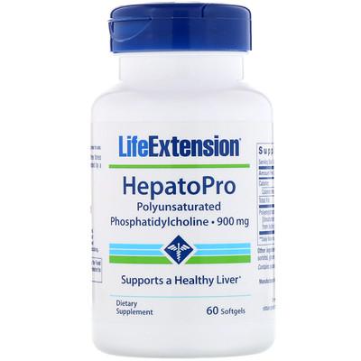 HepatoPro, 900 мг, 60 мягких таблеток  - купить со скидкой