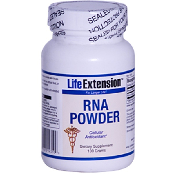 Life Extension, RNA Powder, 100 g (Discontinued Item)