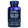 Life Extension, Quiet Sleep, Melatonin, 5 mg, 60 Vegetarian Capsules