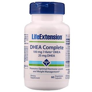 Life Extension, DHEA Complete, 60 Veggie Caps