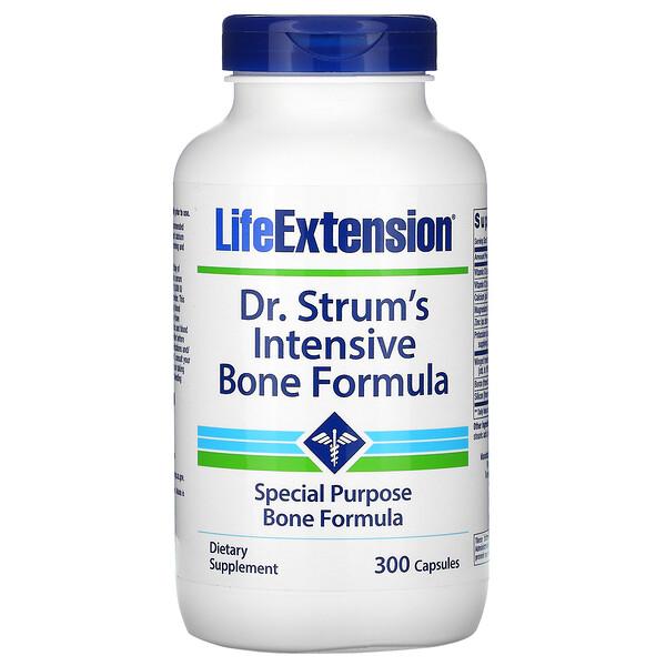Dr. Strum's Intensive Bone Formula, 300 Capsules