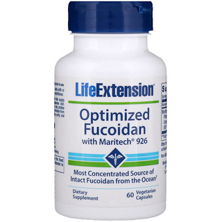 Life Extension, Optimized Fucoidan with Maritech 926, 60 Vegetarian Capsules