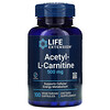 Life Extension, Acetyl-L-Carnitine, 500 mg, 100 Vegetarian Capsules