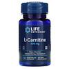Life Extension, L-Carnitine, 500 mg, 30 gélules végétales