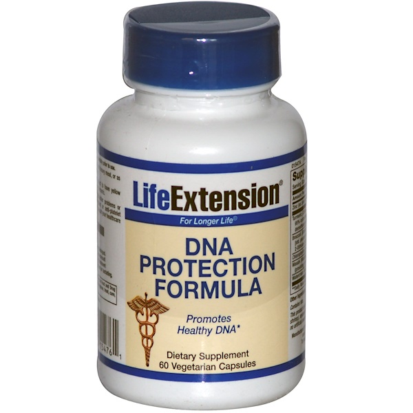 Life Extension, DNA Protection Formula, 60 Veggie Caps (Discontinued Item)