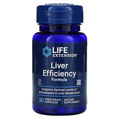 Life Extension, 保肝配方素食膠囊, 30粒