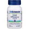 Life Extension, تركيبة فعالية الكبد، 30 كبسولة نباتية