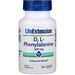 DL Phenyalanine, 500mg, 100 Vegetarian Capsules - изображение