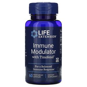Лайф Экстэншн, Immune Modulator with Tinofend, 60 Vegetarian Capsules отзывы покупателей